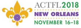 ACTFL2018